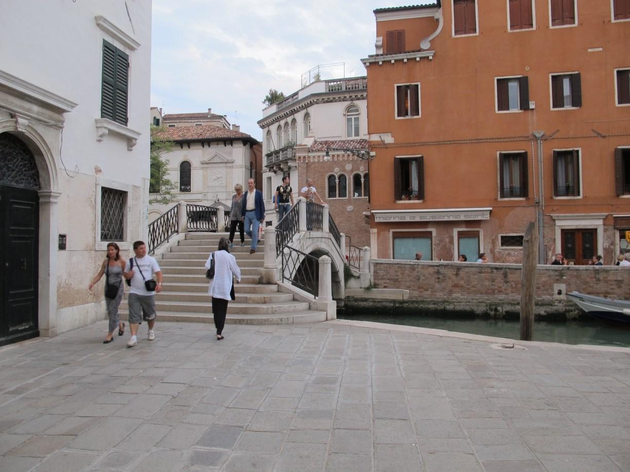 Venezia ti amo - Calle nuova Sant'Agnese - DORSODURO