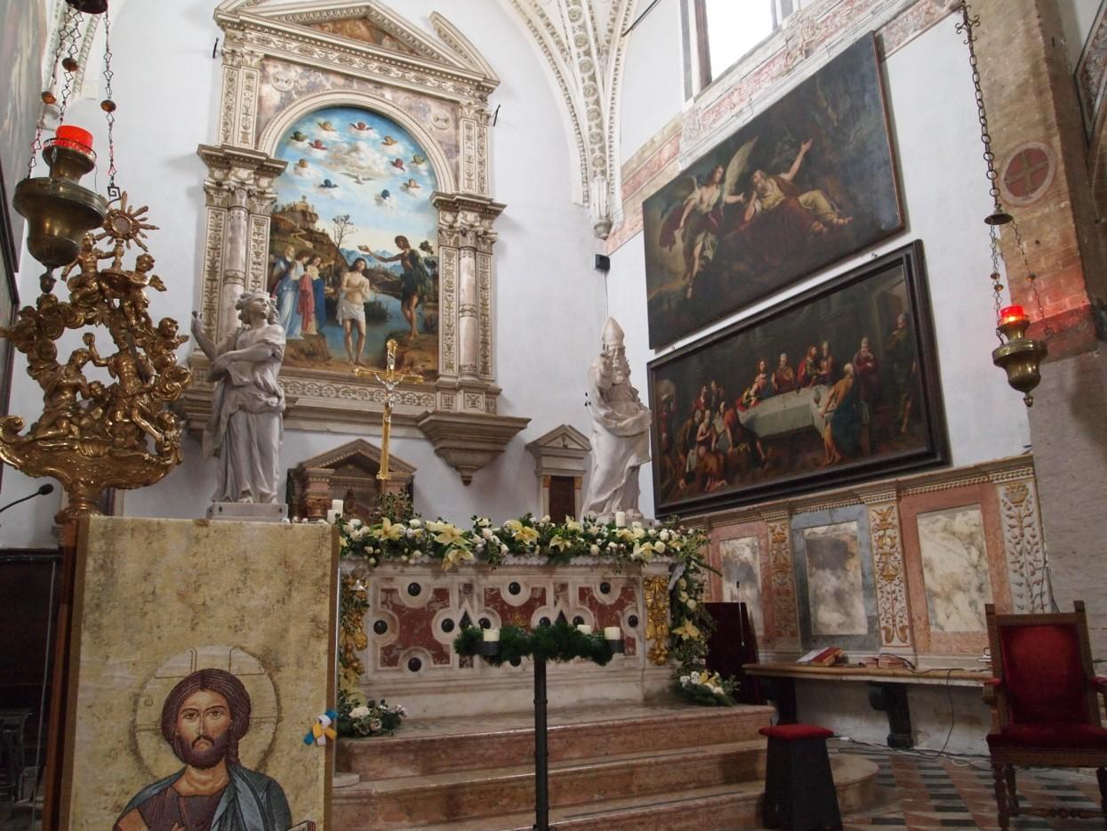 Venezia ti amo - Chiesa di San Giovanni Battista in ...