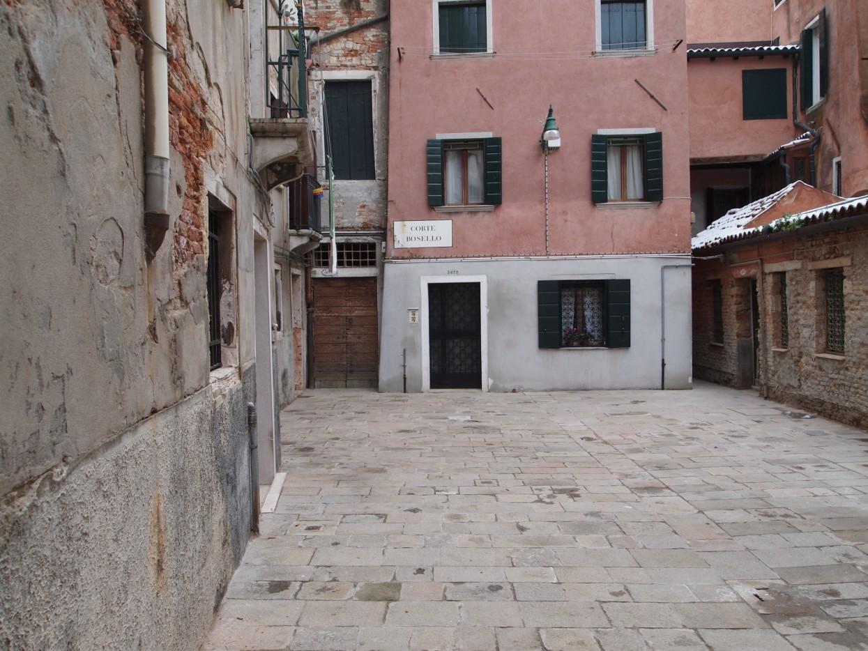 Corte venezia immagini for Ristorante amo venezia