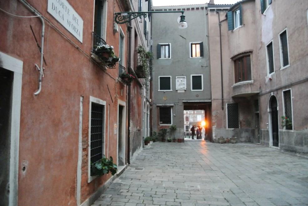 venezia ti amo - corte del teatro 2 - san marco