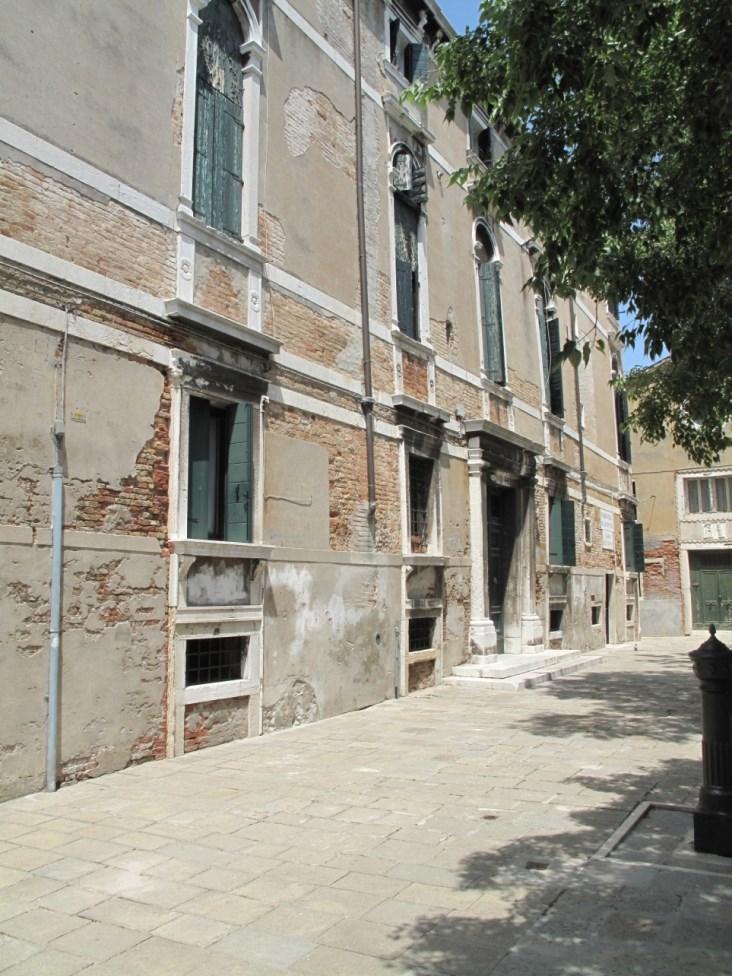 Venezia ti amo fondamenta zen cannaregio - Consolidare fondamenta di una casa ...