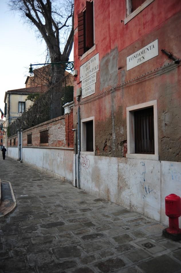Venezia ti amo fondamenta zen cannaregio - Fondamenta casa ...