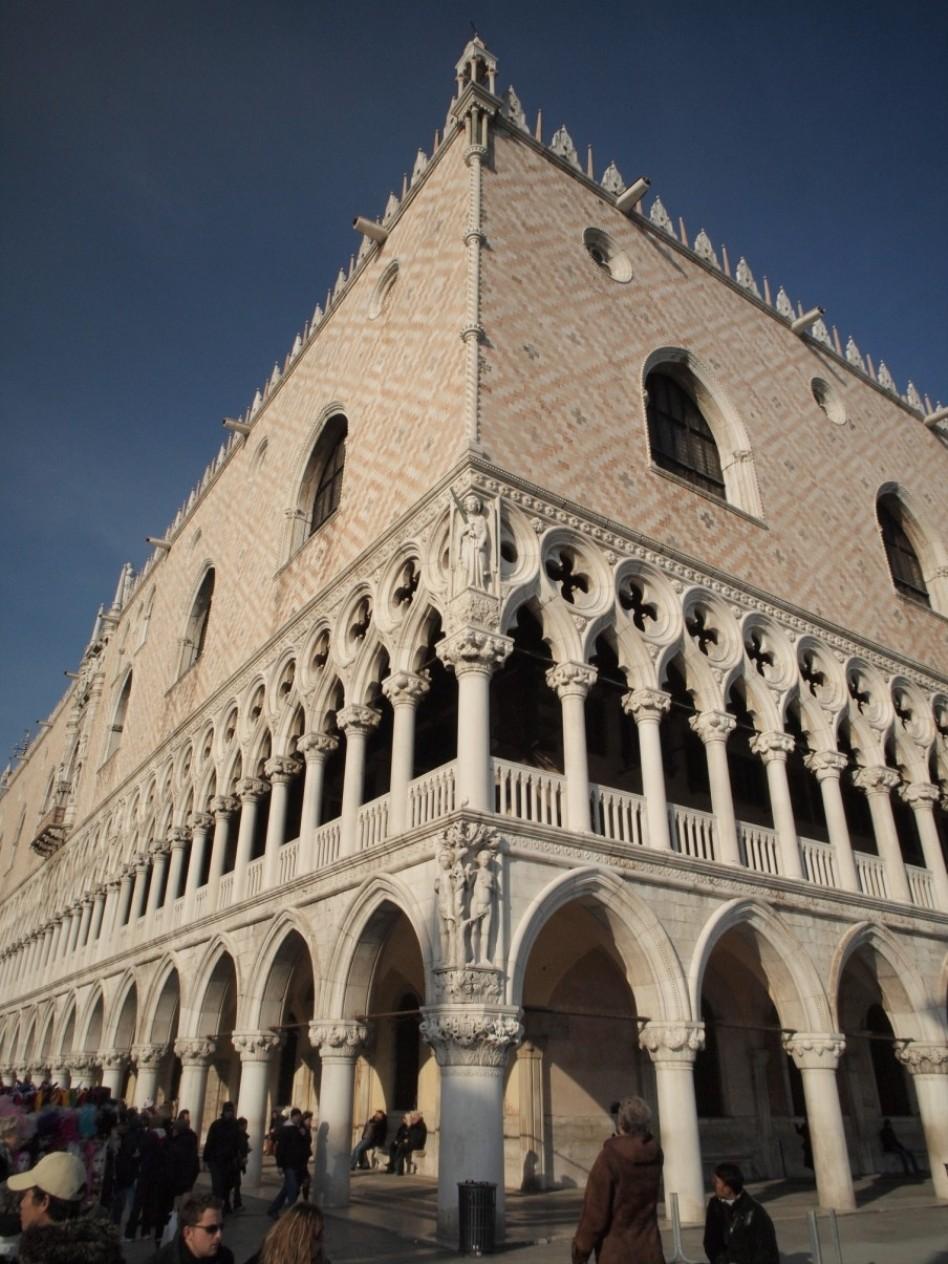 Venezia ti amo palazzo ducale san marco for La sua e la sua costruzione