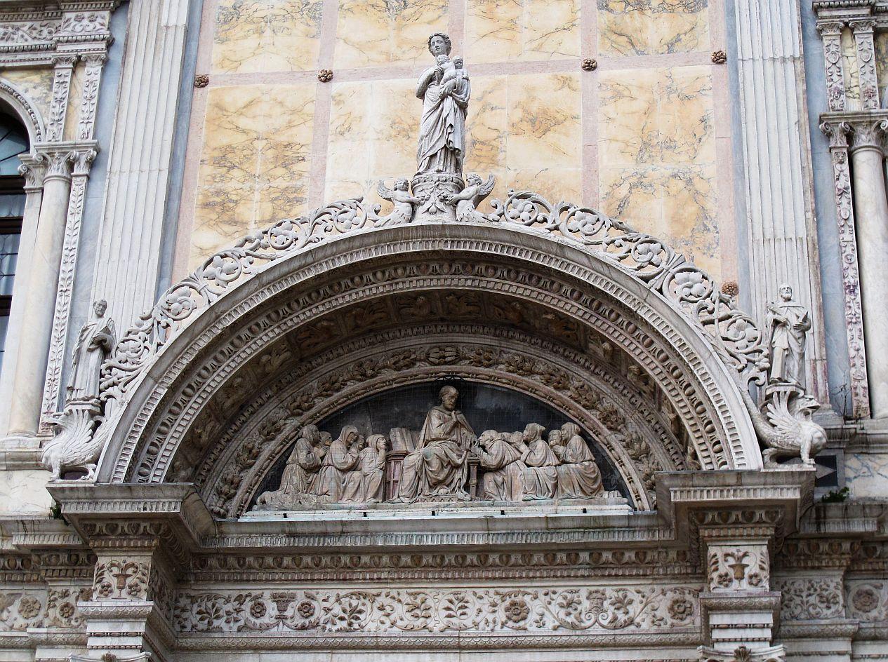 Venezia ti amo scuola grande di san marco castello for Scuola sansovino venezia