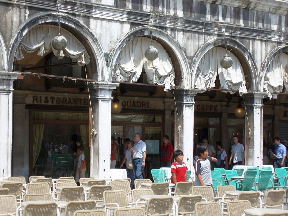 Venezia ti amo caffe 39 quadri san marco for Ristorante amo venezia