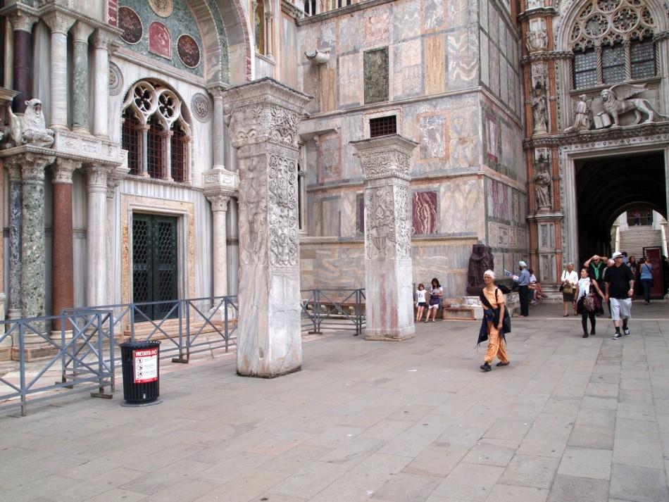 Venezia ti amo esterno basilica for Esterno basilica di san marco